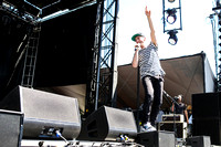 New Politics at Firefly Music Festival