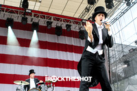 the hives at made in america festival
