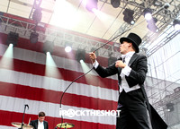 the hives at made in america festival-9