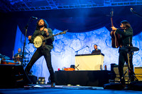 avett brothers at summer stage-17