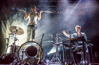 Matt and Kim at The Wellmont Theatre