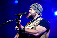 zac brown band at izod center-2