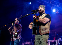 zac brown band at izod center-7