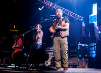 zac brown band at izod center-10