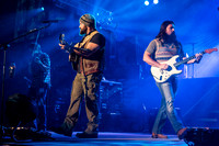 zac brown band at izod center-13
