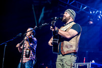 zac brown band at izod center-15