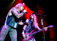 Steel Panther at Izod Center