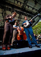 punch brothers at central park summer stage-3