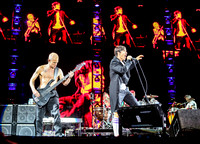 Red Hot Chili Peppers at Firefly Festival