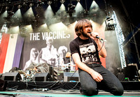 The Vaccines at Forest Hill Stadium