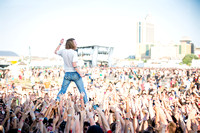 Cage the Elephant at Orion Music + More Festival