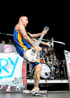 new found glory at warped tour-10