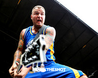 new found glory at warped tour-4