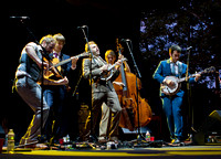 punch brothers at central park summer stage-6