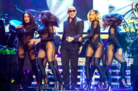 Pitbull at Prudential Center