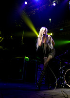 the pretty reckless at terminal 5-13