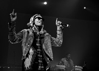 snoop dogg and wiz khalifa at terminal 5-20