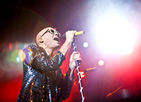 Neon Trees at Madison Square Garden 10.25.11