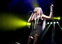 the pretty reckless at terminal 5-11