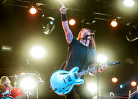 Foo Fighters at Firefly Music Festival