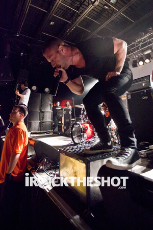 dillinger escape plan at starland-6