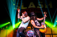 Slash with Myles Kennedy and the Conspirators at Terminal 5